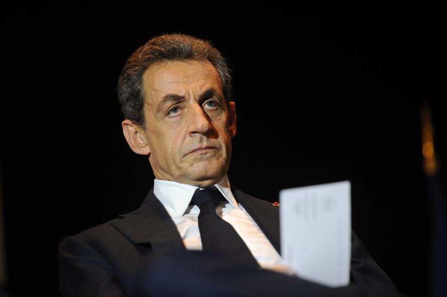 Nicolas Sarkozy le 8 décembre 2015.