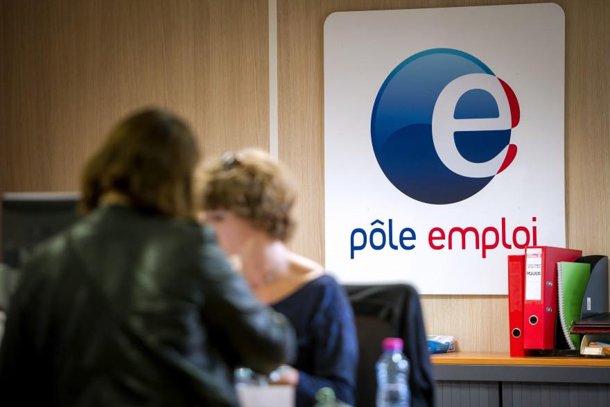 Une agence pôle emploi (illustration).