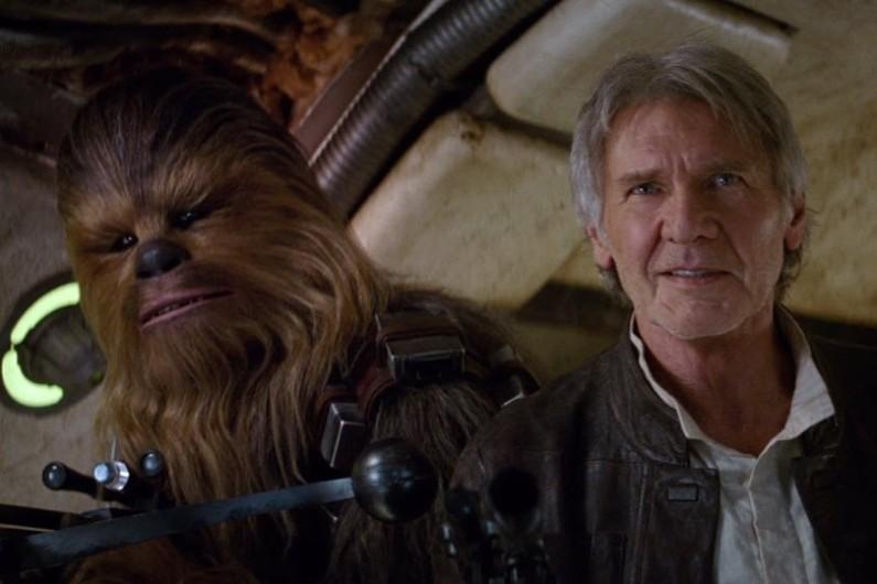 """""""Star Wars, Le Réveil de la Force"""" : 3e meilleur film de l'histoire en terme de recettes"""