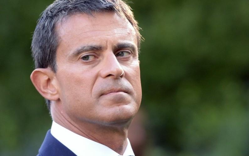 Manuel Valls le 19 août 2015.