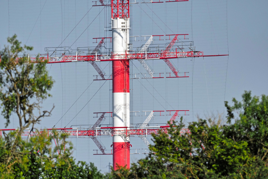 Une antenne TDF.