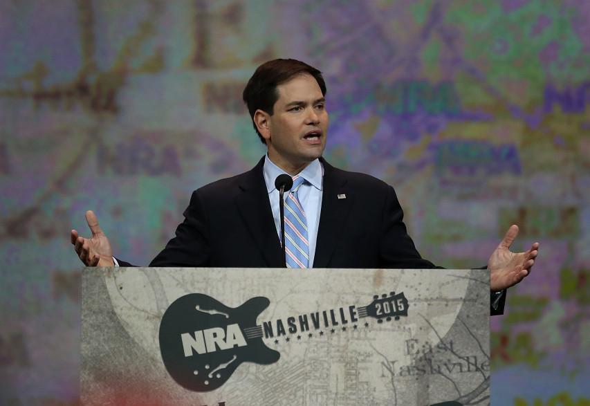 Marco Rubio, le 10 avril 2015