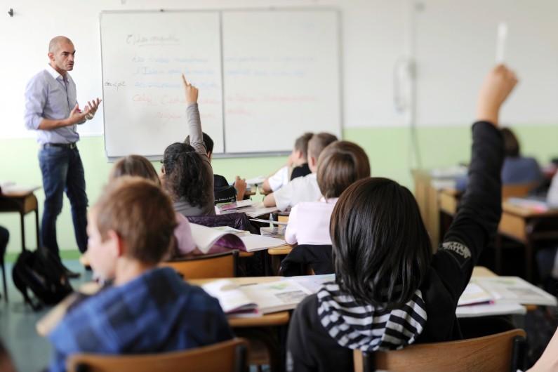 L'Éducation nationale continue de recruter en 2016 (illustration).