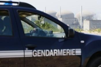 Photo d'illustration d'une voiture de gendarmerie prise le 19 juillet 2013.