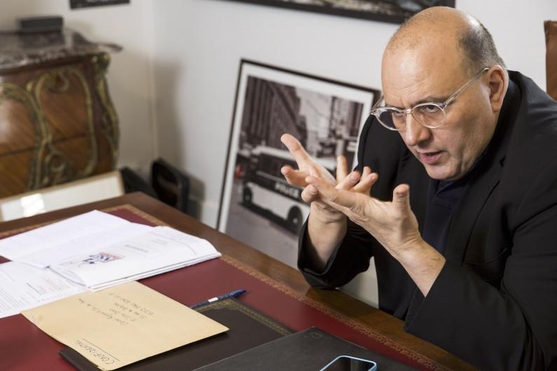 Julien Dray, ancien député PS de l'Essonne (illustration)
