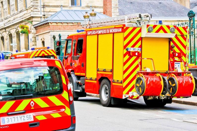 Des camions de pompiers (image d'illustration).