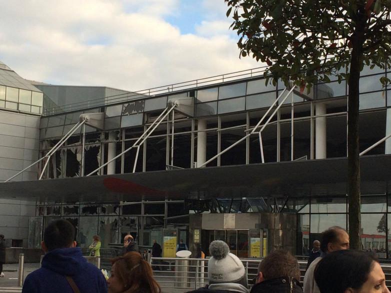 Deux explosions ont eu lieu à l'aéroport de Zaventem ce 22 mars
