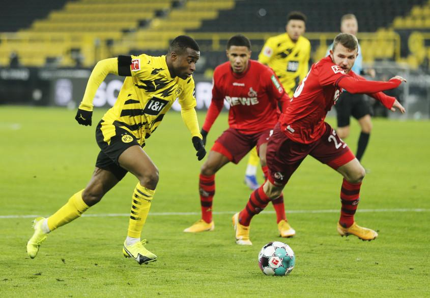 Moukoko Dortmund