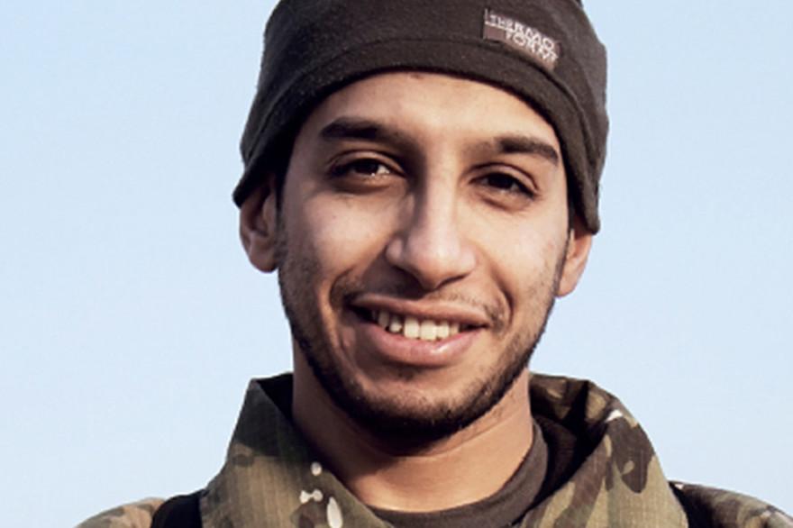 Abdelhamid Abaaoud, commanditaire présumé des attentats de Paris