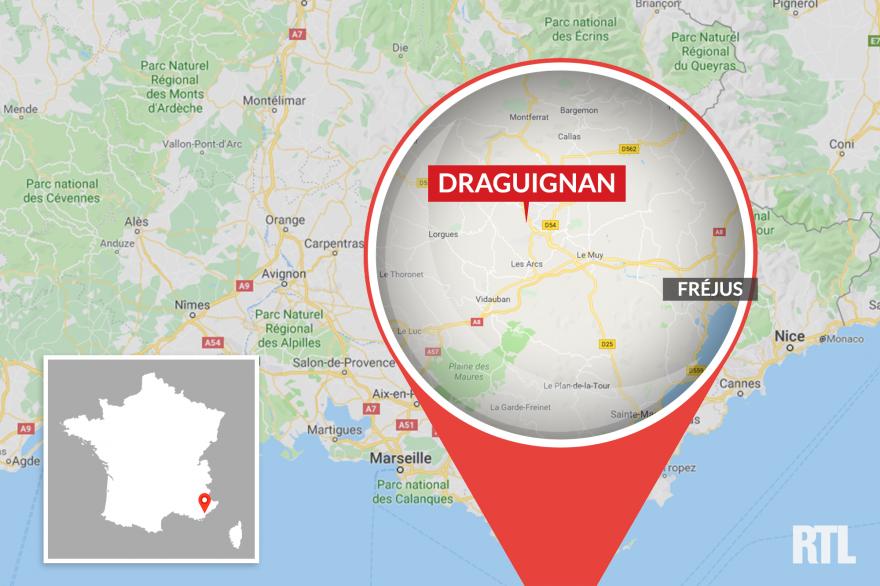 Draguignan, dans le Var
