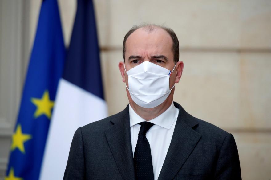 Jean Castex, le 9 décembre 2020