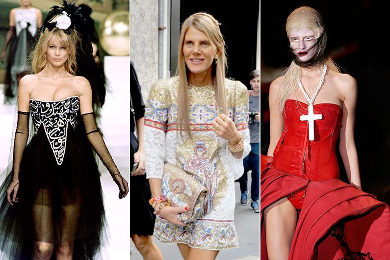 De Chanel à Dior en passant par Dolce&Gabbana, la religion a toujours inspiré la mode