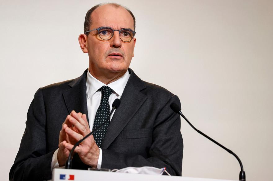 Jean Castex, le 10 décembre 2020