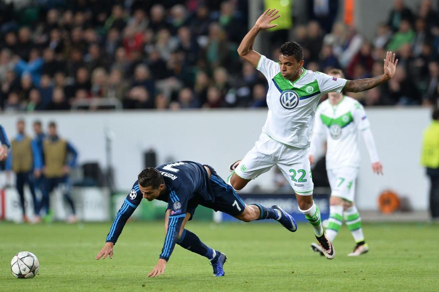 Cristiano Ronaldo et les Madrilènes se sont pris les pieds dans le tapis à Wolfsburg