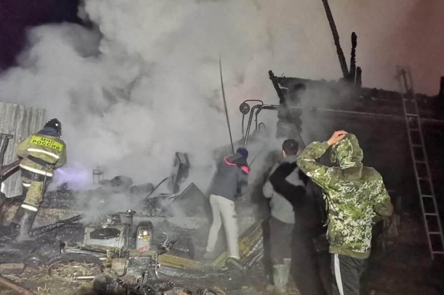 Onze résidents d'une maison de retraite sont morts dans l'incendie de leur établissement du village russe d'Ichbouldino, au Bachkortostan (Oural), mardi 15 décembre 2020.