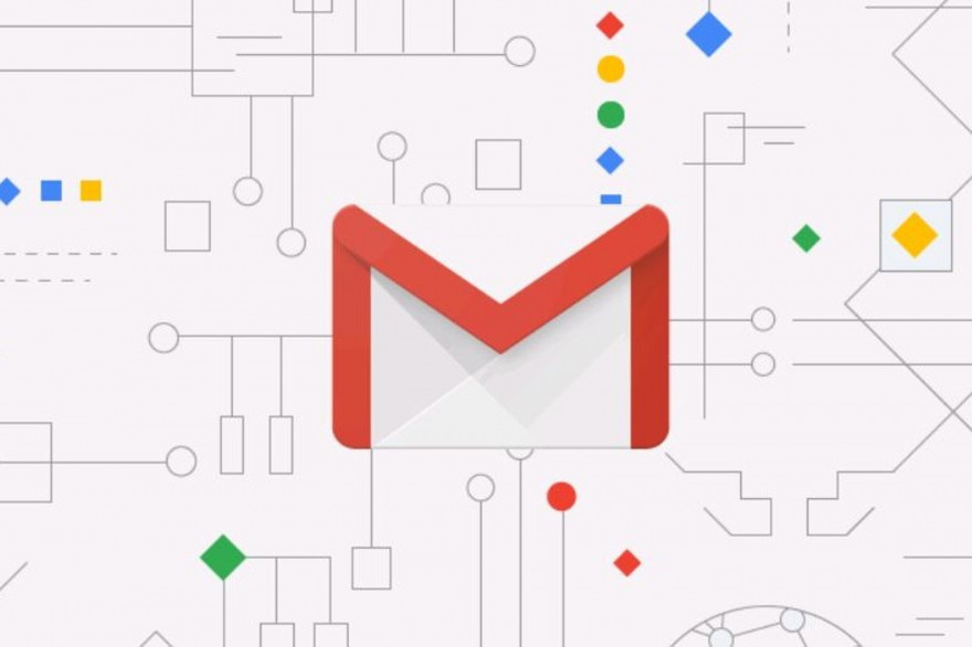 La messagerie Gmail (illustration)