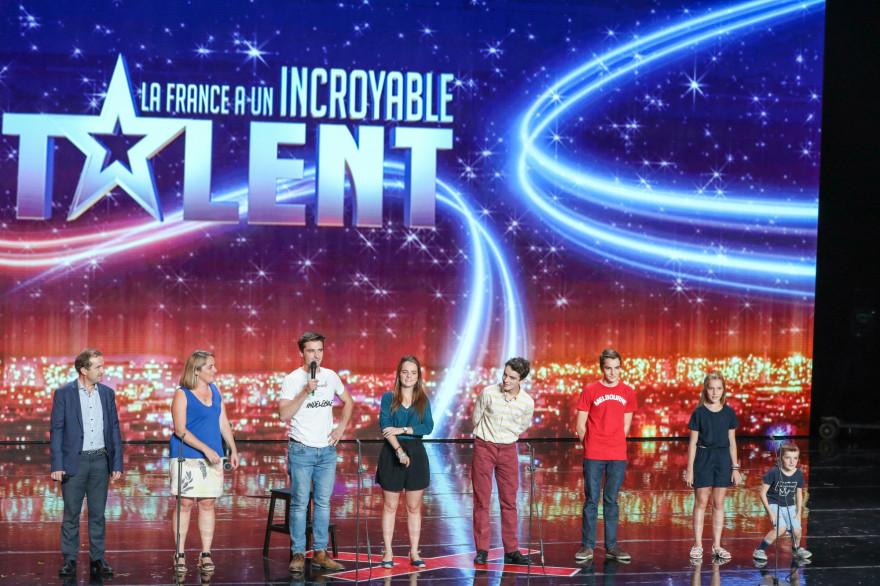 """La famille Lefèvre, composée de chanteurs et de chanteuses lyriques, a remporté l'édition 2020 de """"La France a un incroyable talent"""""""