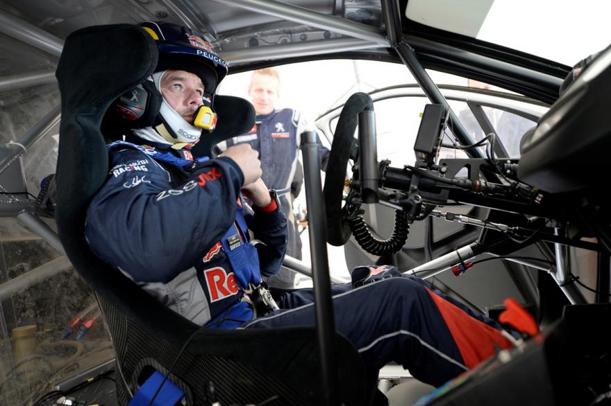 Rallycross 2016 : nouvelle discipline, nouvelle saison pour Sébastien Loeb
