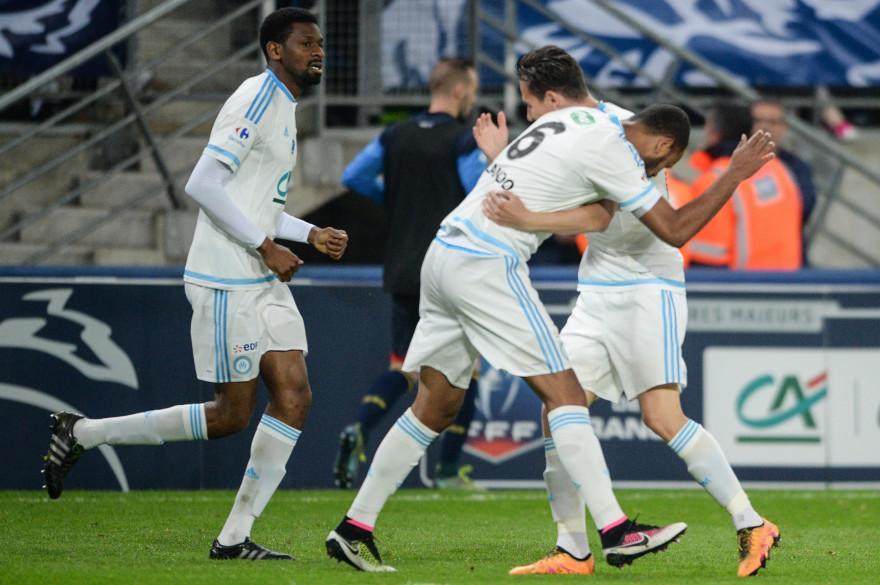 L'OM sauve sa saison et disputera sa 19e finale de la Coupe de France contre le PSG.