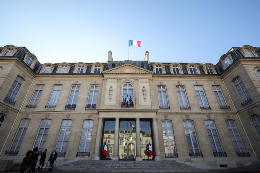 Le palais de l'Élysée en novembre 2018 (illustration)
