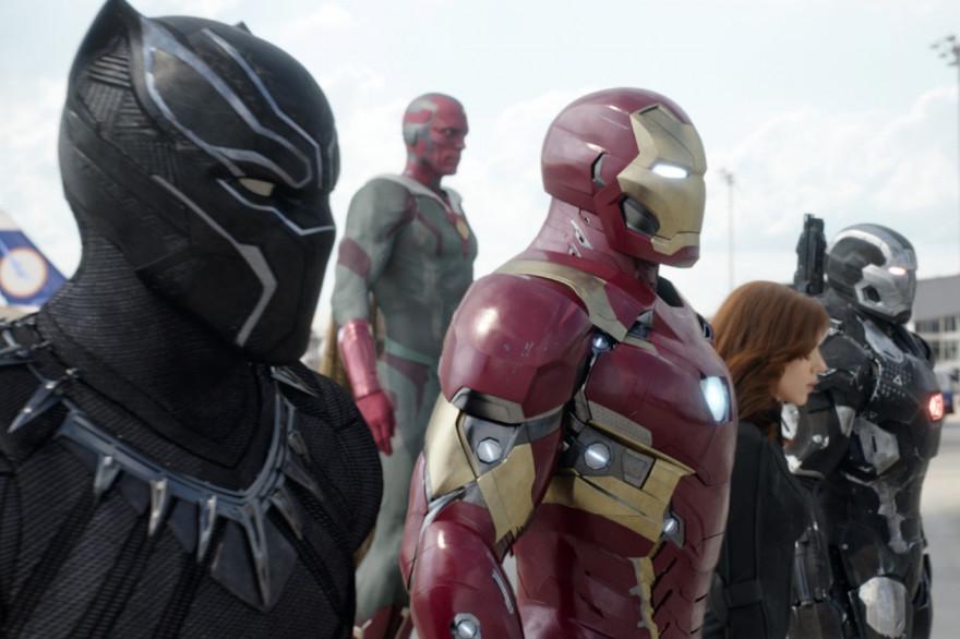 """""""Captain America : Civil War"""" est un très grand Marvel"""