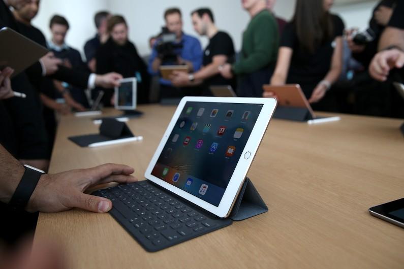 L'iPad Pro 9,7 pouces présenté par Apple lundi 21 mars 2016