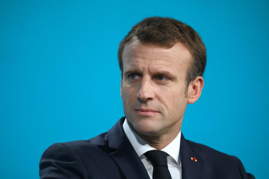 Le président de la République Emmanuel Macron (illustration)