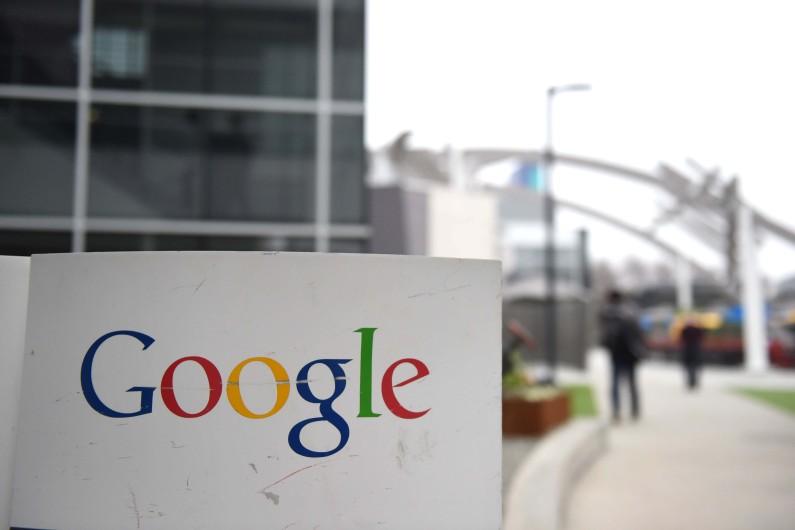 Les locaux de Google (illustration)