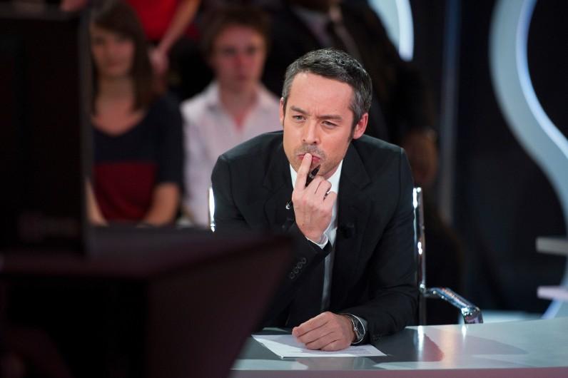 Yann Barthès a présenté Le Petit Journal depuis 2004