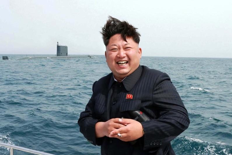 Kim Jong-un, le leader de la Corée du Nord