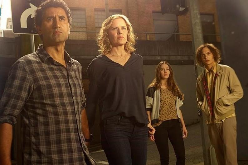 """""""Fear The Walking Dead"""" devra se trouver une vraie identité pour sa saison 2"""