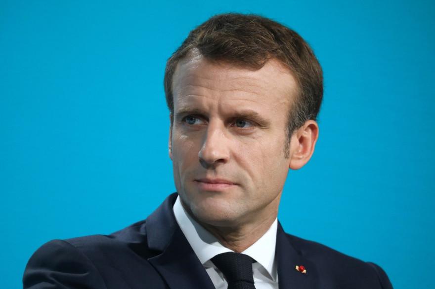 Le président de la République Emmanuel Macron (Illustration).