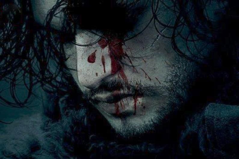 """L'affiche de la saison 6 de """"Game of Thrones"""""""