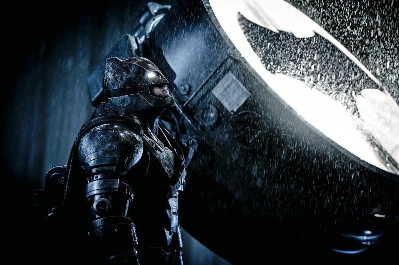 Batman vit pour la justice