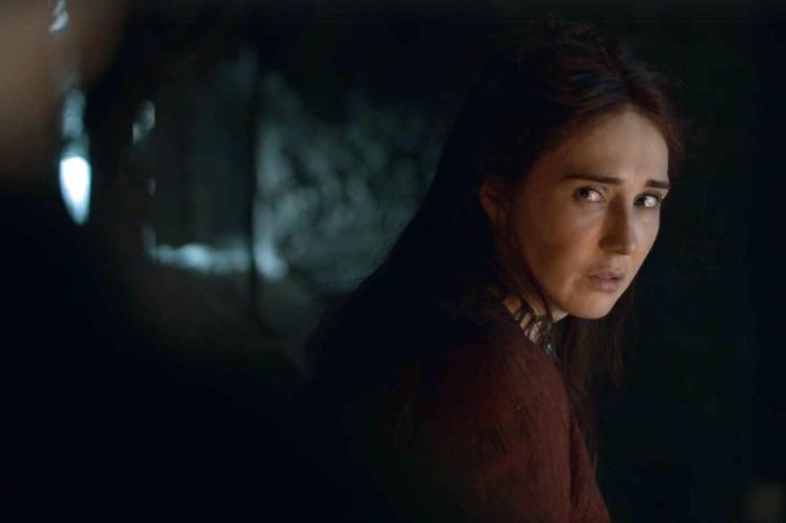 """Mélisandre va tester sa foi dans ce nouvel épisode de """"Game of Thrones"""""""