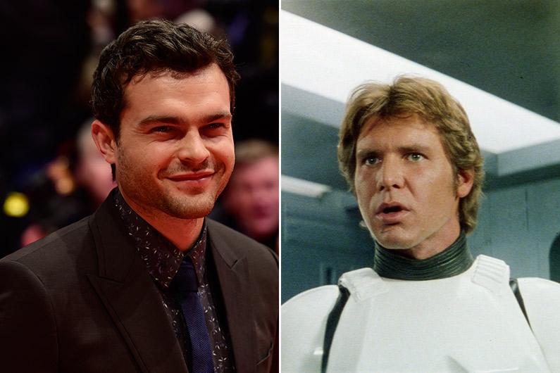 Alden Ehrenreich, le nouveau visage de Han Solo
