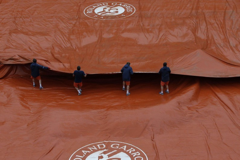 L'édition 2016 de Roland-Garros boit la tasse