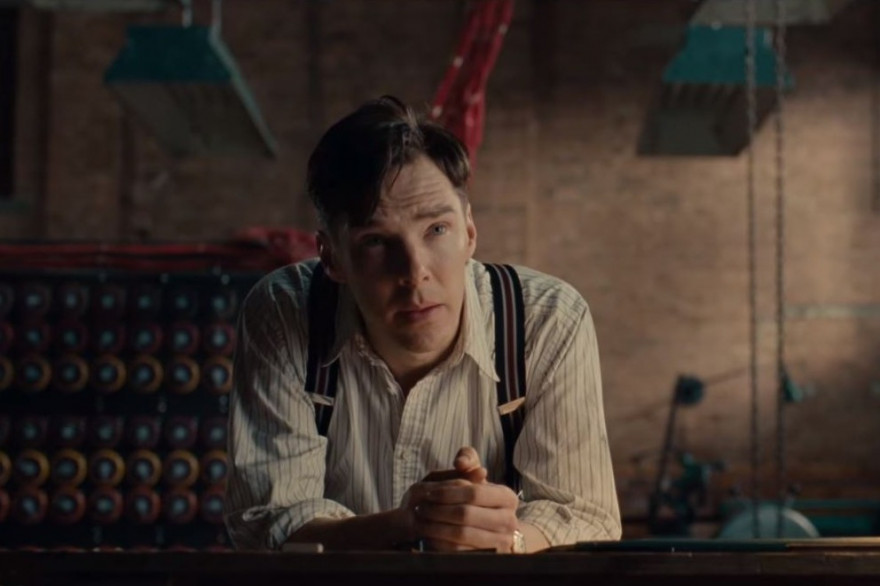 "Extrait du film ""Imitation game"", de Morten Tyldum"