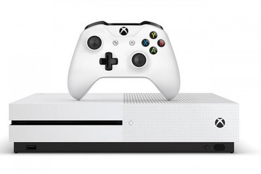 la Xbox One S est une version slim mais puissante de la console Microsoft