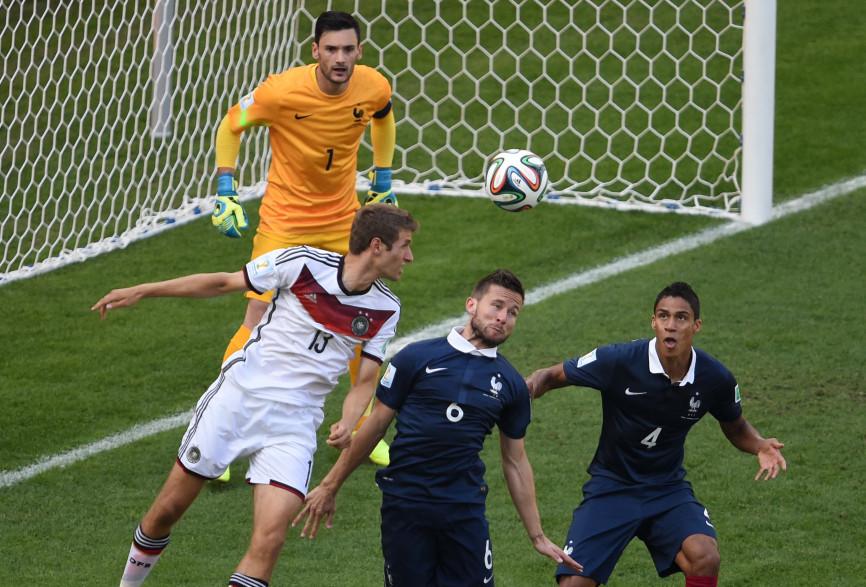 L'Allemagne pourrait être l'adversaire des Bleus en 8es de finale