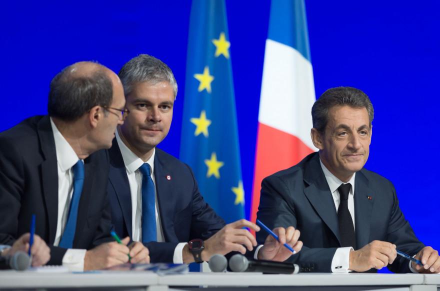 Éric Woerth et Laurent Wauquiez visent la succession de Nicolas Sarkozy à la tête des Républicains
