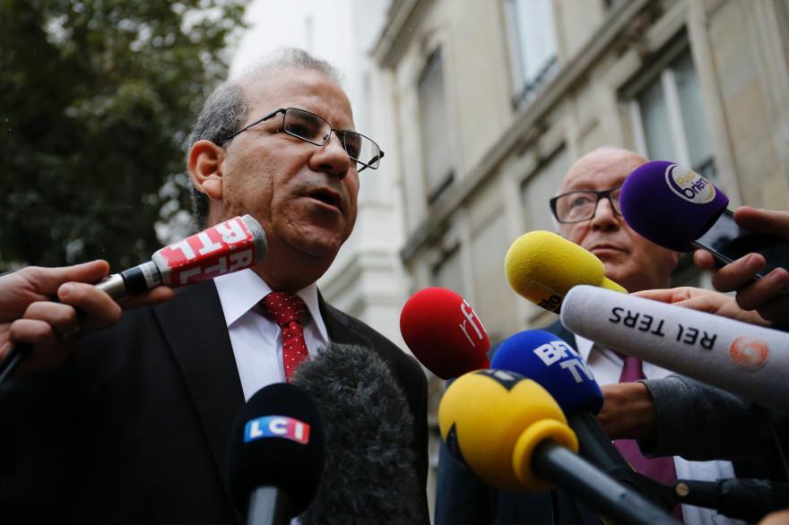 Mohammed Moussaoui, le président du Conseil français du culte musulman (CFCM), à Paris en 2016.