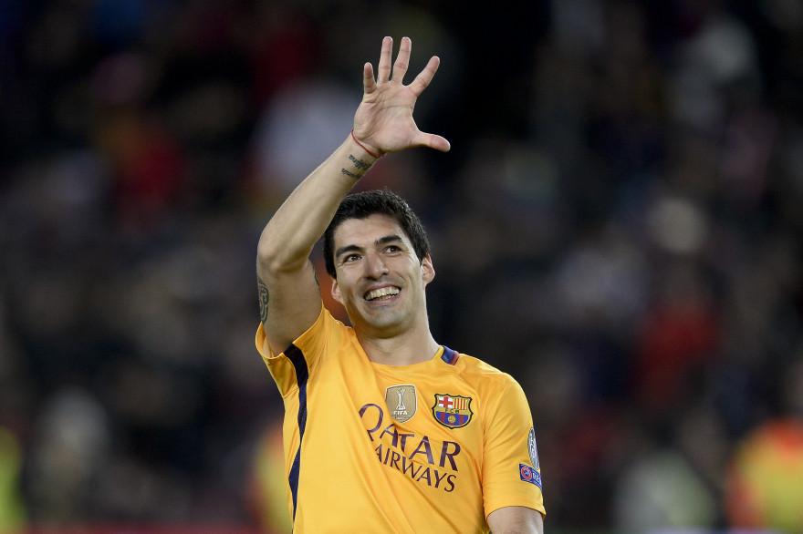 Luis Suarez : 81 millions d'euros
