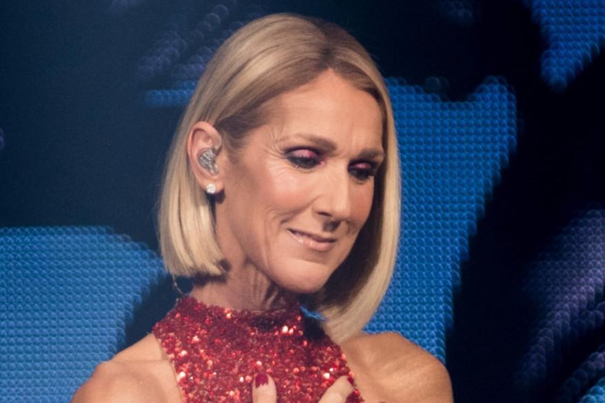 Céline Dion, le 18 septembre 2019