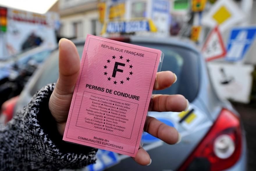 La réforme du permis de conduire est entrée en vigueur depuis le 1er janvier 2016. (illustration)