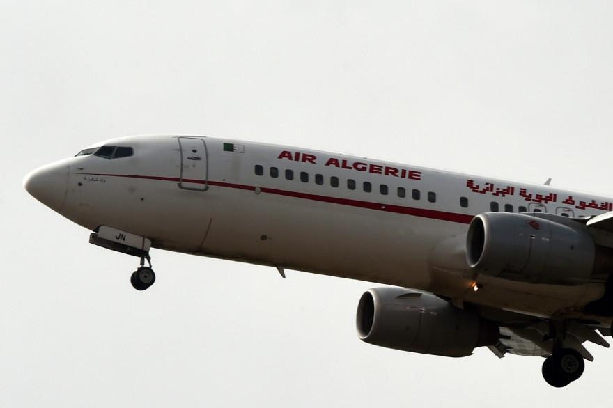Un avion d'Air Algérie (illustration)