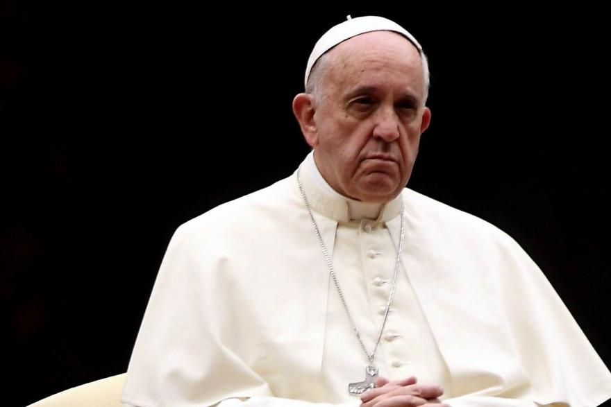 Le pape François au Vatican le 4 octobre 2014.