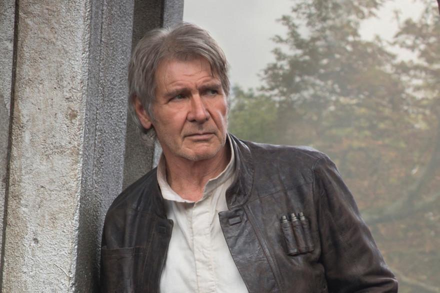"""Harrison Ford a frôlé la mort sur le tournage de """"Star Wars 7"""""""