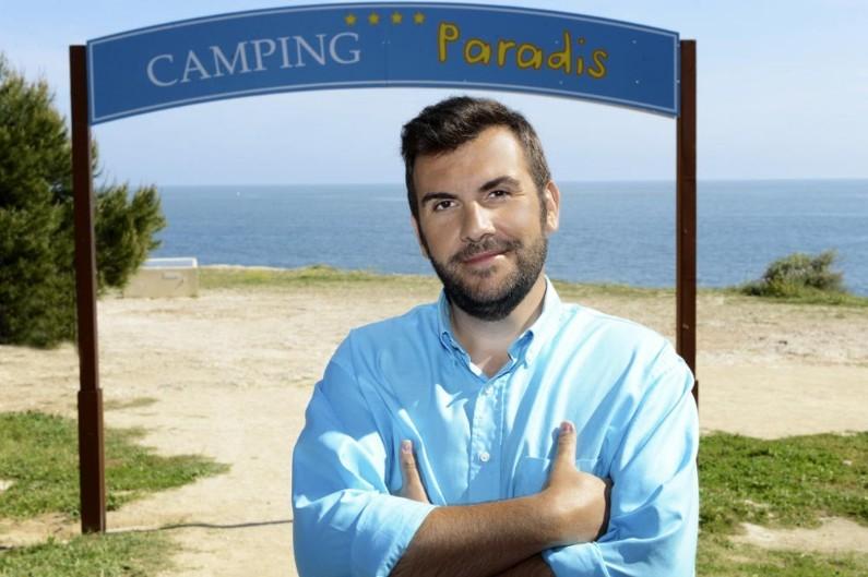 """""""Camping paradis"""" avec Laurent Ournac est diffusé sur TF1"""