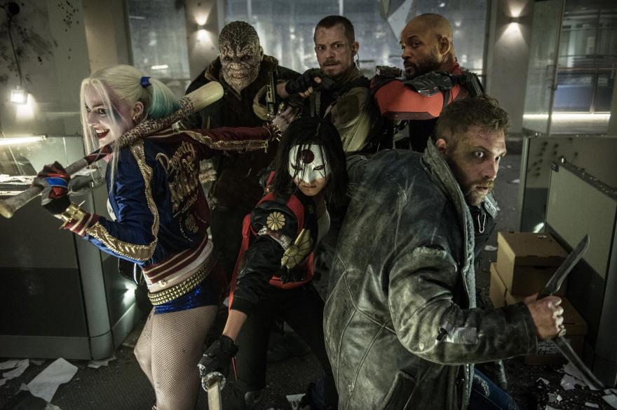 """""""Suicide Squad"""" s'insère dans le cycle DC Comics / Warner"""